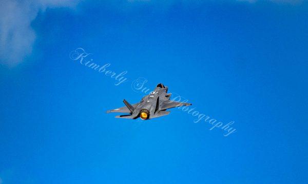 F-35 Strike Fighter, International Air Show, Stewart Air Base, NY