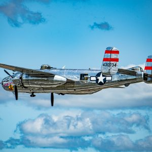 B-25 Bomber International Air Show
