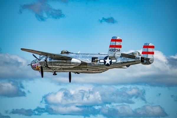 B-25 Bomber International Air Show