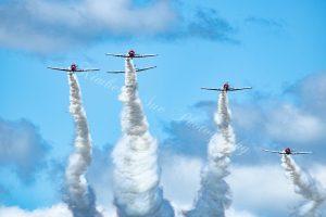 Air Show Aerobatics