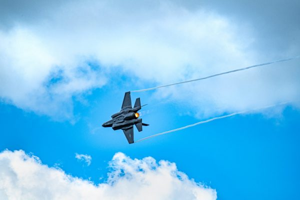 F-35 Strike Fighter International Air Show Stewart Air Base