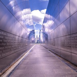 "9/11 ""Empty Sky Memorial"" at Liberty State Park"